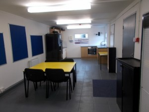Elland House School new technology block